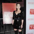 Jennifer Morrison – 'Assassination Nation' Premiere in Los Angeles - 454 x 697