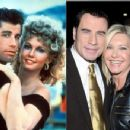 Olivia Newton-John and John Travolta - 454 x 350
