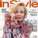 Lara Bingle - InStyle Magazine Cover [Australia] (July 2016)
