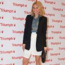 """Vicky Kaya: """"Triumph Inspiration Award"""" 2012"""