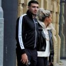 Molly Mae with Boyfriend Tommy Fury out in Manchester - 454 x 826