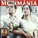 Jennifer Lawrence - Cinemania Mozimania Magazine Cover [Hungary] (October 2013)