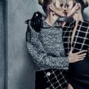Kate Moss & Lara Stone for Balenciaga fall/winter 2015/2016 campaign