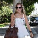Ashley Tisdale - Out And About In Los Angeles - June 30 2008