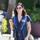 Jenna Dewan – Seen Out in Los Angeles