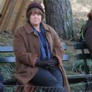 Melissa McCarthy was seen filming her latest movie project 'Can You Ever Forgive Me?' in Manhattan's Central Park in New York City, New York on February 21, 2017 - 436 x 600