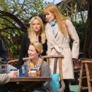 Reese Witherspoon, Meryl Streep and Nicole Kidman – Filming 'Big Little Lies' in Monterey