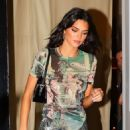 Kendall Jenner – Leaves Renell Medrano Fashion Show in New York