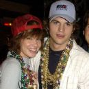 Ashley Scott and Ashton Kutcher - 430 x 612