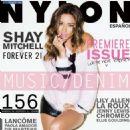 Shay Mitchell Nylon Espanol Magazine August 2014