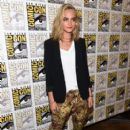 Cara Delevingne- July 21, 2016-  Comic-Con International 2016 - EuropaCorp Press Line
