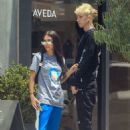 Chantel Jeffries – Out from lunch in Los Angeles