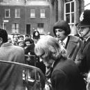 Brian Jones and Stash exit West London Magistrates Court - June 2nd 1967