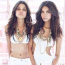 Daiane Sodre & Daniela Braga for U+Mag