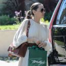 Angelina Jolie attends Labor Day with Daughters party in Santa Monica (September 02, 2019)