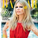 Claudia Schiffer - Harpers Bazaar Magazine Cover [United Kingdom] (July 2011)