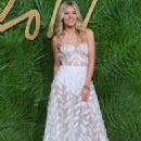 Mollie King – 2017 Fashion Awards in London - 454 x 681