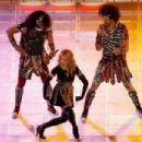 Super Bowl XLVI Halftime Show starring Madonna and LMFAO (2012) - 454 x 303
