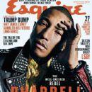 Pharrell Williams - Esquire Magazine Cover [United States] (February 2017) - 434 x 600