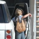 Jamie-Lynn Spears - Heads To An Acting Class In LA - Sep 20 2007
