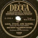 Bing Crosby - Lock, Stock And Barrel