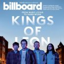 Caleb Followill, Matthew Followill, Jared Followill, Nathan Followill - Billboard Magazine Cover [United States] (28 September 2013)
