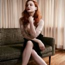 Christina Hendricks - The Edit Magazine Pictorial [United Kingdom] (27 March 2014)