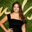 Ashley Graham – 2017 Fashion Awards in London - 454 x 681