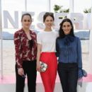Melisa Sözen :  Official Competition Jury Photocall during the 1st Cannes International Series Festival - 400 x 600
