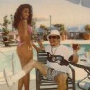 Ice-T and Darlene - 341 x 419