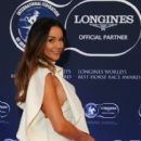 Longines World's Best Racehorse and Longines World's Best Horse Race Ceremony - 399 x 600