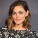 Phoebe Tonkin – 3rd Annual InStyle Awards in Los Angeles October 24, 2017 - 400 x 600