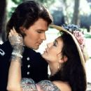 Patrick Swayze and Lesley-Anne Down