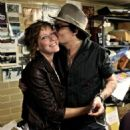 Johnny Depp and Kiley Evans