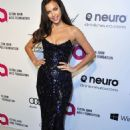 Irina Shayk Oscars 2014 Elton John Aids Foundation Academy Awards Party