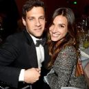 Lia Smith and Justin Bartha - 300 x 400