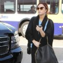 Demi Lovato Sets Off on Stateside Tour