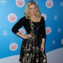 Megan Hilty – Gingerbread House Experience in Los Angeles - 454 x 636