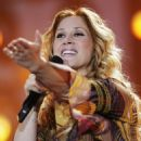 Lara Fabian - France 2 Live Show ' Fete De La Musique' In The Bagatelle Gardens On June 21, 2008, In Paris, France