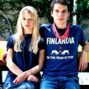 Emilie de Ravin and Josh Janowicz