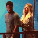 Khloé Kardashian and Trey Songz