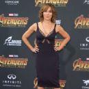 Jennifer Grey – 'Avengers: Infinity War' Premiere in Los Angeles - 454 x 676
