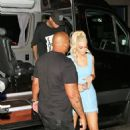 Kylie Jenner AND tYGA Night out in New York September 8 2016