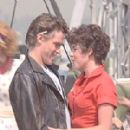 Jeff Conaway and Stockard Channing