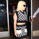 Lady Gaga – Leaves her Studio in New York