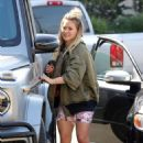 Hilary Duff – Spotted outside Joan's on Third in Studio City