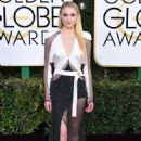 Sophie Turner – The 74th Golden Globe Awards in Beverly Hills 01/08/ 2017