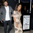 Christina Milian And Matt Pokora – Seen Out In Beverly Hills - 454 x 667