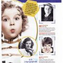 Shirley Temple - 100 Greatest Movie Icons Magazine Pictorial [United Kingdom] (29 September 2019) - 454 x 642