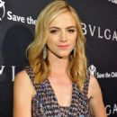Emily Wickersham – BVLGARI Save The Children STOP THINK GIVE Pre-Oscar Event in Beverly